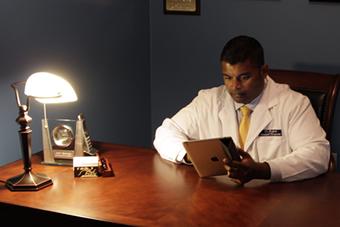 Dr. Rich Benjamin, chiropractor fort mills sc